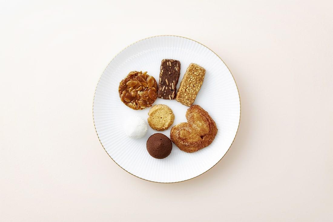ティータイムクッキー