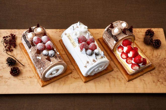 クリスマスケーキのご予約を始めました