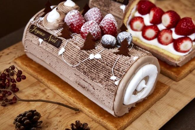 クリスマスケーキのご予約は11月2日から